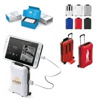 Promotional Suitcase Powerbank Speaker