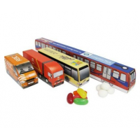 Branded Transport Vehicle Sweets Box