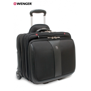 "Branded Wenger Patriot 17"" Roller Travel Set x 2"