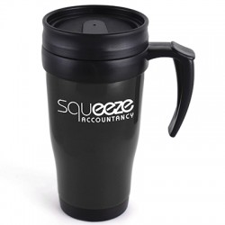 Branded Travel Mug Polo Plus with Grip
