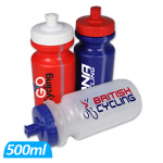 Printed 500ml Viz Bicycle Sports Bottle