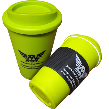 Branded Reusable Cups for Magellan