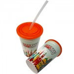 Branded Reusable Plastic Cup
