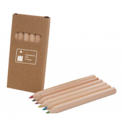 Branded Colouring Crayons