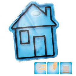 Branded House Shaped Hand Warmer