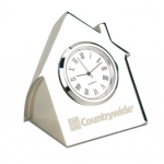 Branded Hour House Desk Clock