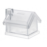 Branded House Shaped Money Box