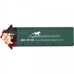 Branded Bookmark Ruler