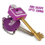 Promotional PVC Key Topper