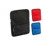 Branded Marlix 600D Zip Polyester Ipad Pouch