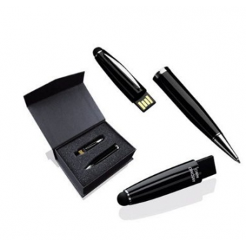 Branded Latrex 8GB Stylus Touch Ball Pen & Flash Drive Memory Stick
