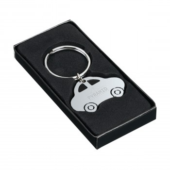 Bespoke Car Shaped Keyring
