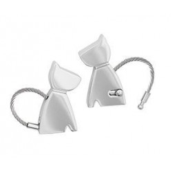 Promotional Animal Shaped Keyring