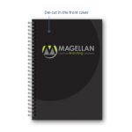 Bespoke Magellan Die-Cut Notebook