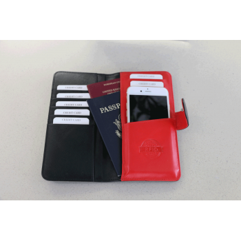 Promotional Mayfair RFID Travel Wallet