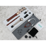 Branded Leather Bluetooth Selfie Stick