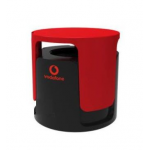 Branded Echo Cordless Bluetooth Speaker