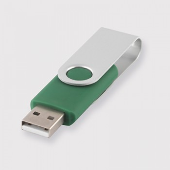 Branded Twister Flash Drive