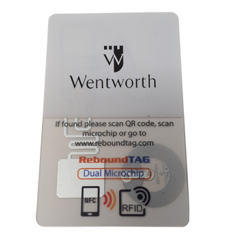 GPS, NFC, RFID Luggage kit for Wentworth