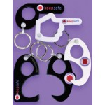 Branded Keepsafe No Touch Keyrings