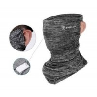 Branded Face Mask Scarf With Filter