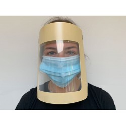 Brandable Disposable Head Visors