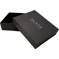 Rigid Board Box and Lid for Alaya Design