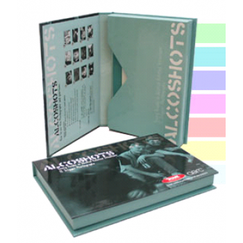 Presentation Literature Box for Alcoshots