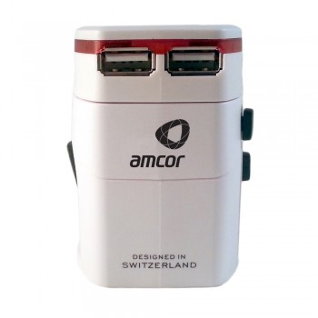Amcor SKROSS Travel Adapter