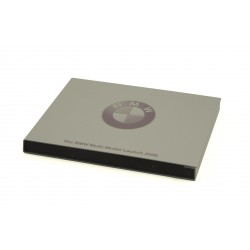 Promotional CD Packaging for BMW