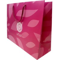 Printed Luxury Gloss UV Bag for Bayt Qatar