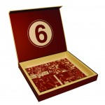 Commemorative Box for Bobby Moore and West Ham