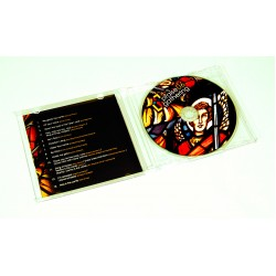 Promotional CD Packaging for Praise Gathering