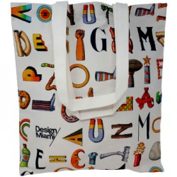 Design Miami Canvas Bag