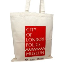 Police Museum Canvas Bag