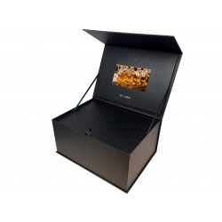 Promotional Video Box For Chivas