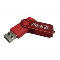 Branded Coca Cola Twister USB