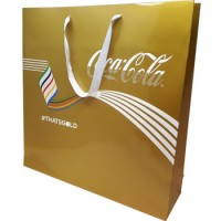 Luxury Bespoke Gloss Bag for Coca Cola