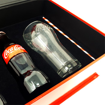 Luxury Drinks Packaging for Coca Cola