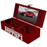 Video Wine Box for Ferrari