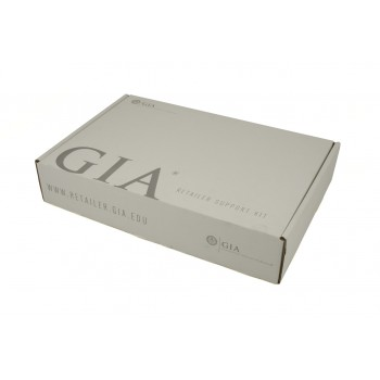 Custom Sales and Marketing kit for GIA