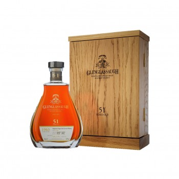 Custom Luxury Wooden Drinks Packaging for Glenglassaugh