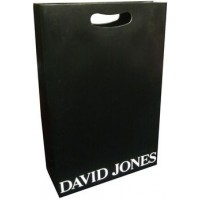 Die Cut Handle Luxury Paper Carrier Bag for David Jones