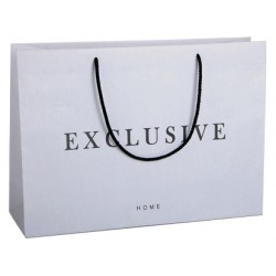 Luxury Printed Carrier Bag For Exclusive