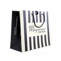 Luxury Matt Laminated Paper Bag for Magowans Fashions