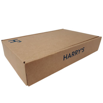 Promotional Harry's Shaving Box