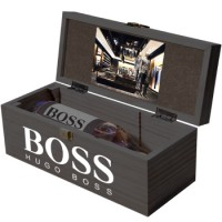 Video Wine Box for Hugo Boss