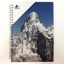 Wiro branded notebook for invesco