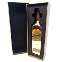 Johnnie Walker Gold Drinks Packaging