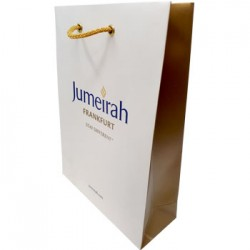Bespoke Luxury Gloss Laminated Bag for Jumeirah
